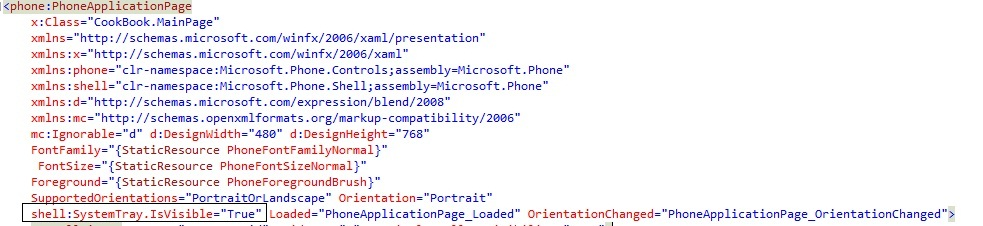 How to Run your Application in full screen mode in Windows Phone 7 ?