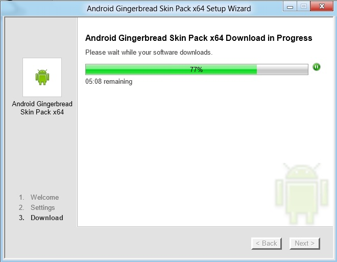 How to convert your Windows 7 UI to resemble Android Look and feel?